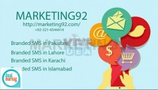 Marketing92, Branded SMS in Pakistan