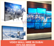 video wall hire in Dubai , UAE - Techno Edge
