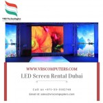 Hire LED Screens for Events in Dubai UAE