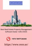 Best Real Estate Property Management Software Dubai - UAE | OSOS