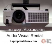 Audio visual Rental  Suppliers in Dubai - Techno Edge