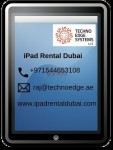 Rent a iPad - Macbook Rentals - Macbook Hire Dubai