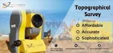 TOPOGRAPHICAL SURVEY IN DUBAI