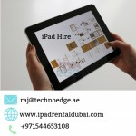 iPad Rental - iPads for Rental - iPad Hire - iPad Lease Dubai