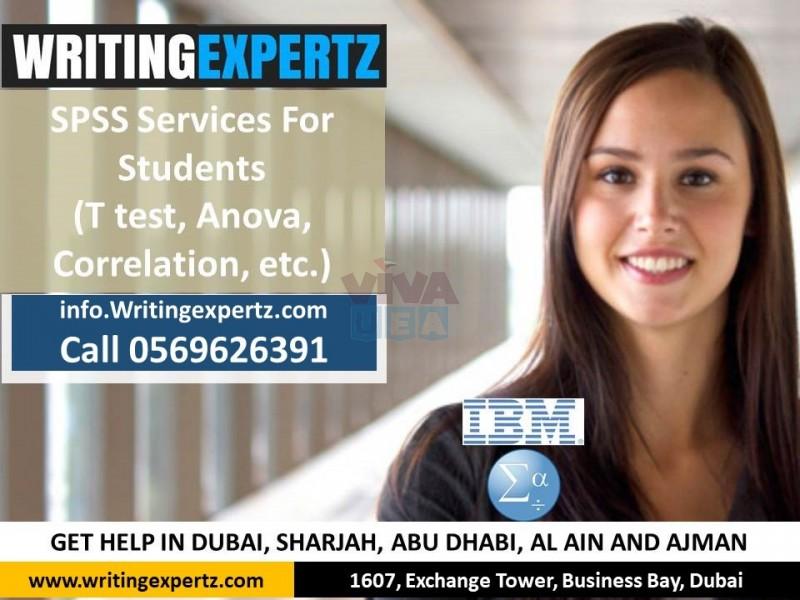 WRITINGEXPERTZ COM SPSS Analysis Company in Dubai, UAE Call