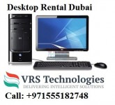 Desktop Rental Dubai - Rent Desktop in Dubai - Laptop Rentals
