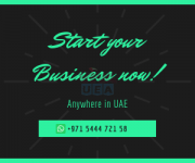 Start your business in Any Free Zone