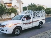 1 ton pickup rent service in dubai 0553450037