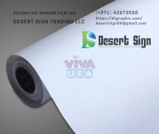 Frosted window film supplier uae | DESERT SIGN TRADING LLC