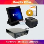 Brand New POS System with Software Bundle only for AED 3,399