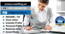 0504968788 Well-constructed CV Writing Services in Ajman, UAE