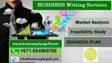 Business Plan Writing & Feasibility Study Help in Ajman, UAE
