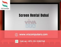 Big LED Screen Rental for Indoor Events in Dubai UAE