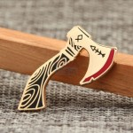 The Axe Custom Lapel Pins