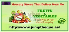 Jumptheque Home Grocery Delivery