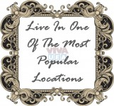 Live In One Of The Most Popular Locations