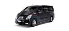 Hyundai H1 Car Rental in Dubai - UAEdriving.com