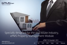 Real estate Software  | ePMS | ERP software