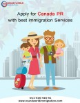 Apply for Canada Permanent resident Visa