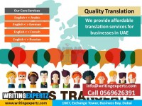 Best Translation Services – Local Writers in Business Bay WRITINGEXPERTZ.COM 0569626391