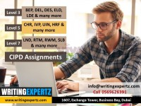 Call 0569626391 CIPD Level 5 HRM and LND Unit [Writing – Refer Fixing] in UAE / GCC