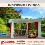 Wooden pergola kits | lean to shed | backyard pergola by ccdecor