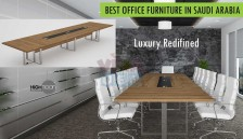 Top and Best Office Furniture Manufacturers, Suppliers and Dealers in Saudi Arabia