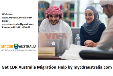 Get CDR Australia Migration Help by mycdraustralia.com