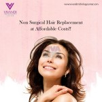 Female Non Surgical Hair Replacement Dubai