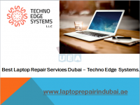 Fix Your Laptop Repair in Dubai by Techno Edge Systems