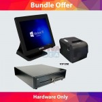 Brand New POS Bundle with Printer and Cash Drawer only for AED 2,399