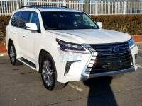 Lexus Lx 570 2016 Used Full Option For Sale
