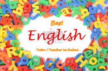Native English Tutor with UK / US experience in Dubai for summer