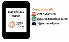 Rent a iPad - Hire iPad Event Trade Shows in Dubai