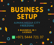 Business Setup in Dubai (5 Business in 1 License) call #971544472137