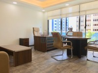 Fully Furnished office in Abu Dhabi