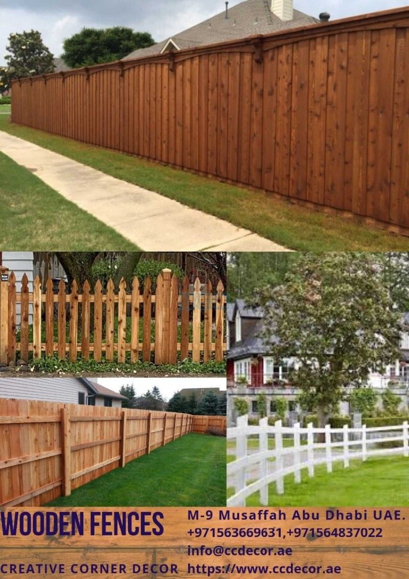 Meranti Wood Fence Ideas