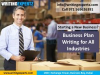 WRITINGEXPERTZ Business Plan – Proposal – PPT 24 Hours Delivery in Dubai 0569626391