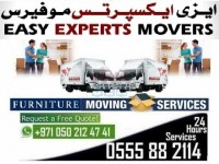 EASY HOME FURNITURE MOVERS PACKERS 0509669001 SHIFTING COMPANY MIRDIF DUBAI