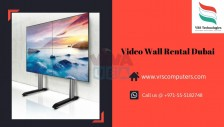 Video Wall Hire or Lease Solutions in Dubai UAE