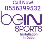 Bein Sports Dish Installation in Dubai 0556399532