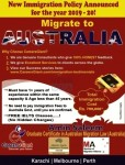 Migrate to Australia  on FAST-TRACK Fly within 12 months*…
