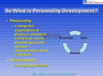 Personality Development Course At Vision Institute
