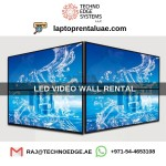 LED Video Wall Rental OR Hire in Dubai - Techno Edge Systems LLC