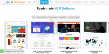 Readymade PHP MLM Softwares