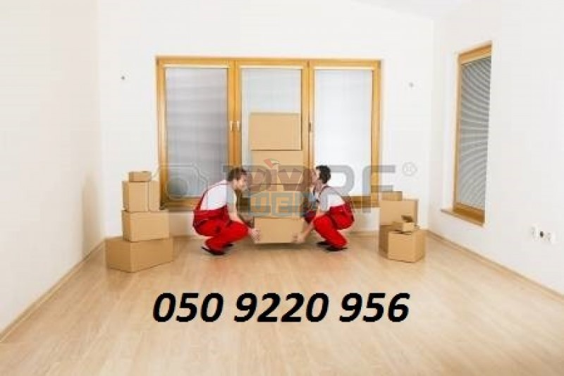 Dubai Movers - 050 9220956