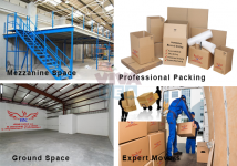 Warehouse / Warehouse Space Available