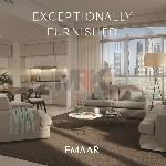 Pay 5% every 3 Month OWN Beach Front apartment 0% COMMISSION High ROI Managed by Emaar  2 year post handover payment plan