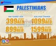 UAE visa services for palestinian nationality