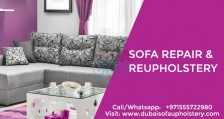 SOFA REPAIR & REUPHOLSTERY IN DUBAI